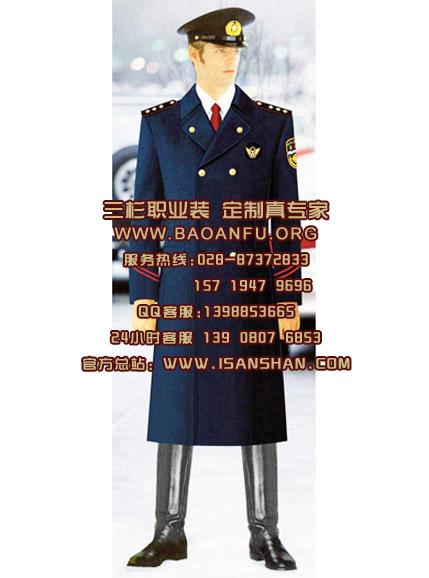 成都2011款保安服制作