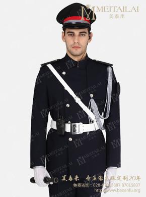 <b>春季长袖男式保安服</b>