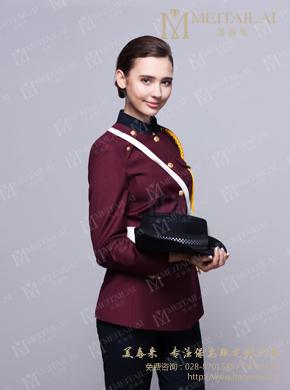 <b>春季女式长袖保安服</b>